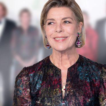 Caroline von Hannover - Feiern mit der Hollywood-Prominenz – und sie verzaubert alle