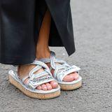 Tschüss, Ugly Sneaker! Ugly Sandalen sind jetzt in