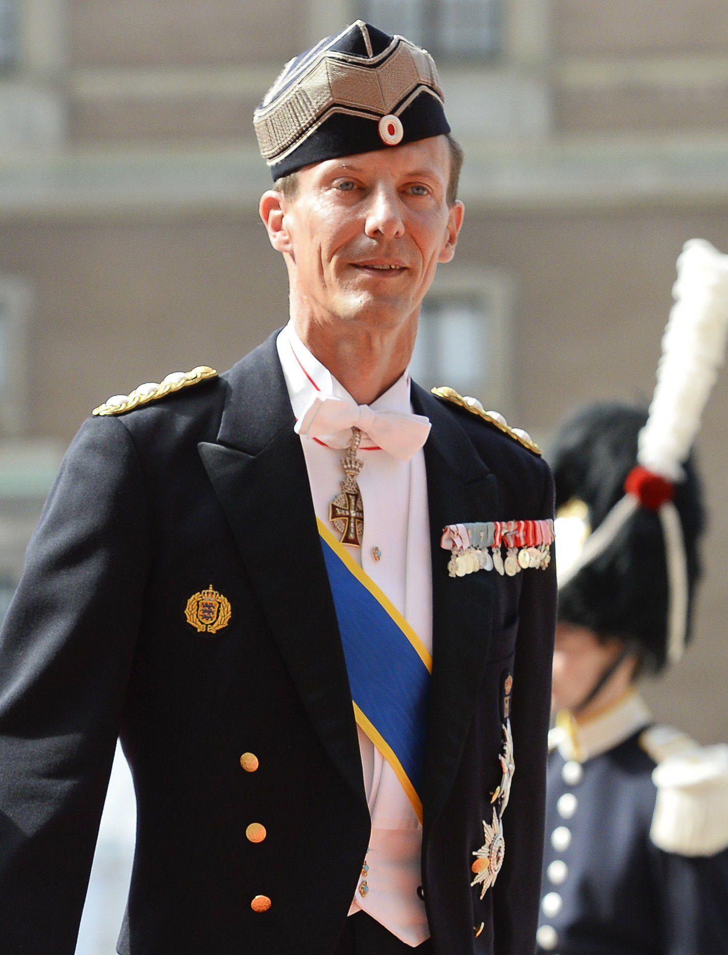 Prinz Joachim von Dänemark