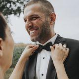 Heiraten Bräutigam