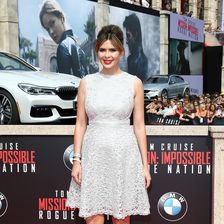 """""""Mission: Impossible - Rogue Nation"""" Weltpremiere - Carly Steel"""