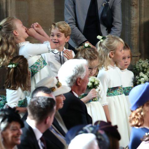 Hochzeit - Eugenie von York und Jack Brooksbank