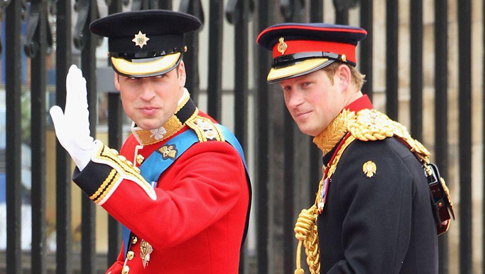 William, Kate, Hochzeit