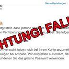 Täuschend echt: Amazon-Fake-Mails! Vorsicht vor dieser neuen Betrugsmasche