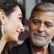 Amal & George Clooney - Seltener gemeinsamer Auftritt: Bei seiner Premiere stiehlt sie ihm die Show