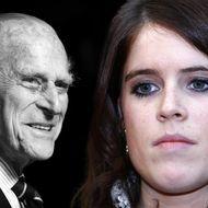 Eugenie von York und Prinz Philip