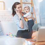 falsche Erwartungen an arbeitende mamas