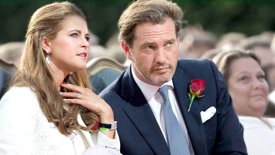 Madeleine und Chris
