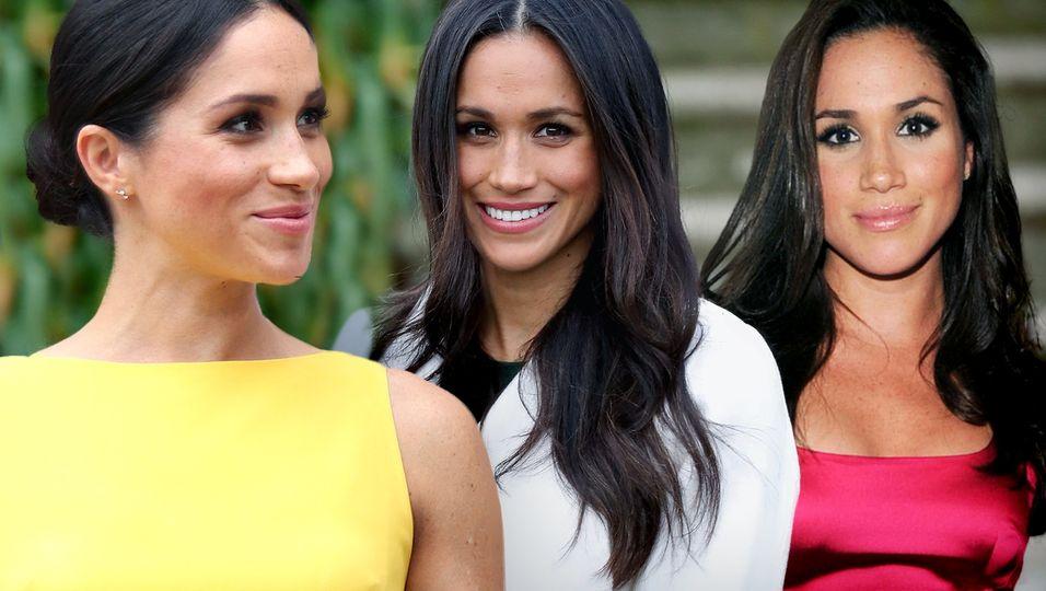 Neue Frisur & auffälliges Make-up: Ihr Look hat sich verändert