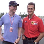 """Michael Schumacher: Bruder Ralf: """"Wir hatten eine schöne Kindheit"""""""