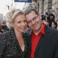 Elton und seine Frau Yvonne