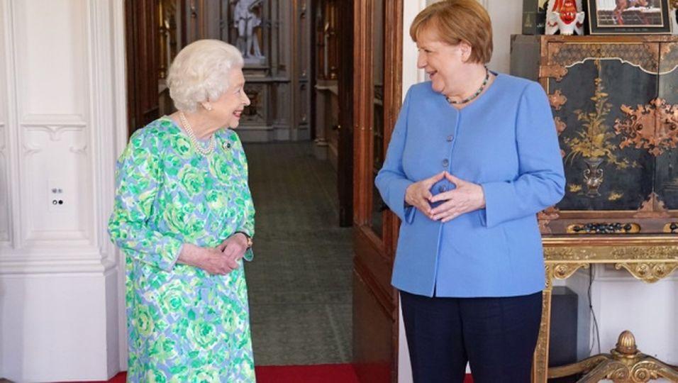 Letzter Besuch von Angela Merkel: Darum war es etwas ganz Besonderes