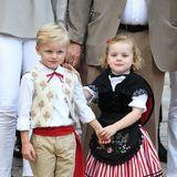 Jacques & Gabriella von Monaco
