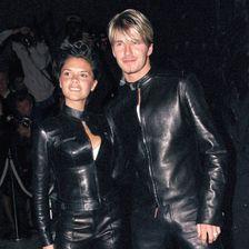 Beckhams 15. Hochzeitstag