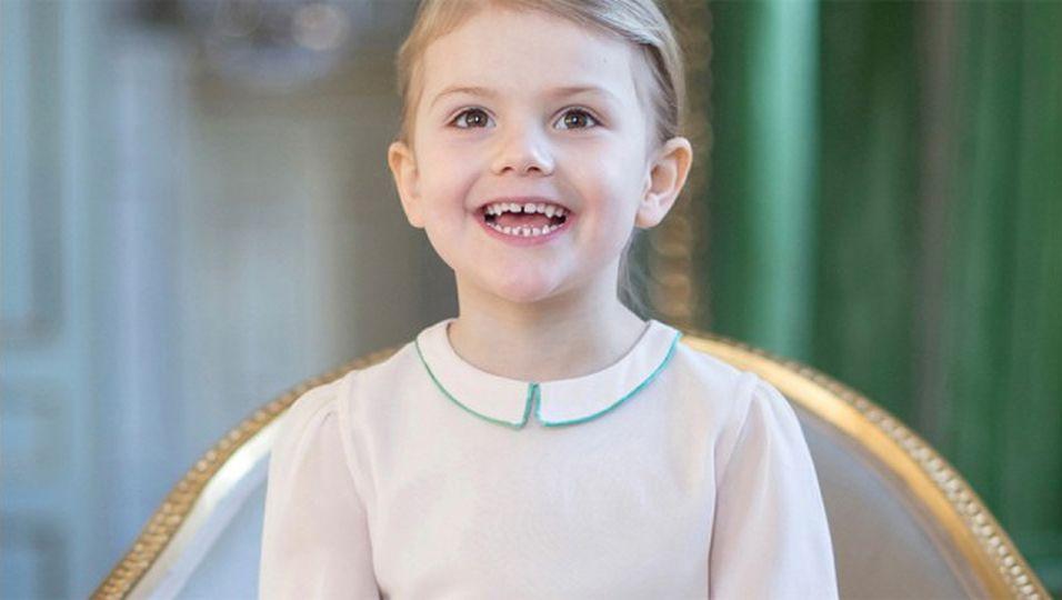 Neue Fotos: Ihr letzter Geburtstag als Einzelkind