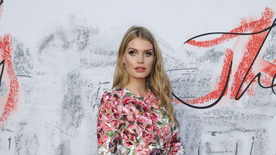 Lady Kitty Spencer: Amazon hat ein günstiges Lookalike für ihren Dolce&Gabbana-Look für dich