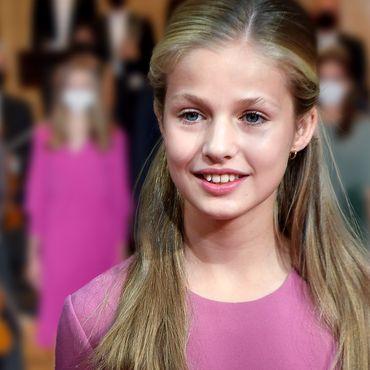 Leonor von Spanien: Royale Heimkehrerin: An der Seite ihrer Eltern bezaubert sie