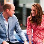 Prinz William & Kate Middleton: So ticken sie als Eltern!