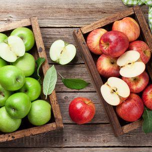 Äpfel   Diese Apfelsorten eignen sich zum Backen