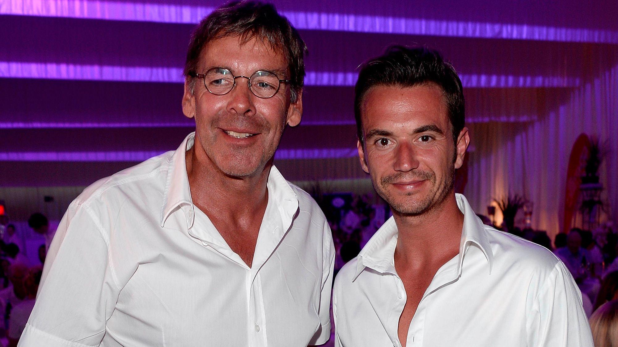 Sascha Hehn und Florian Silbereisen