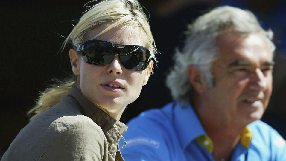 Flavio Briatore über sein Verhältnis zu Tochter Leni