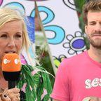 Kiwis Ausraster im ZDF-Fernsehgarten
