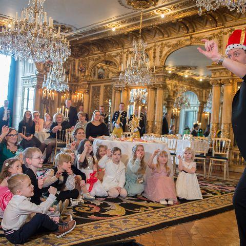 Prinzessin  Madeleine, Prinzessin Leonore