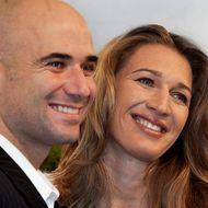 Steffi Graf & Andre Agassi