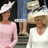 Herzogin Kate, Camilla