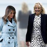 Gekonnter Seitenhieb gegen Melania Trump?