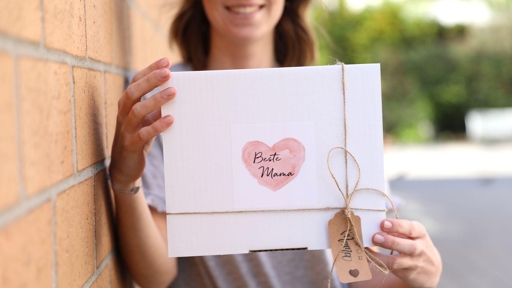 Prettique Muttertagsbox Main