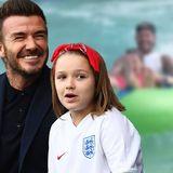 David Beckham - Achtung, Kreisch-Alarm! Bei diesem Vater-Tochter-Ausflug kann Harper einfach nicht aufhören zu schreien