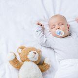 Besserer Baby-Schlaf (Symbolbild)