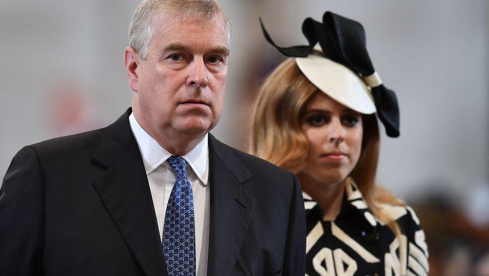 """Expertin: """"Andrew hat Prinzessin Beatrices Traumhochzeit zerstört"""""""