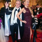 Millionärs-Ehepaar, Christian MUCHA und Ekaterina