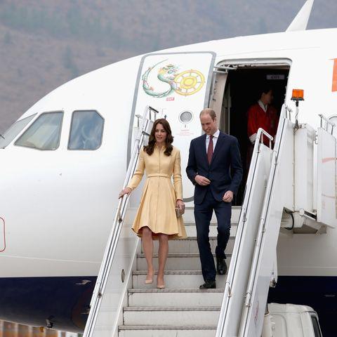 Herzogin Kate und Prinz William in Indien