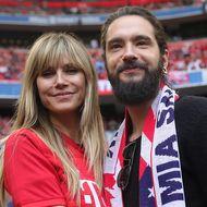 """Heidi Klum: Ehemann Tom: """"Wir sprechen oft darüber, wie anders wir aufgewachsen sind"""""""
