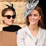 Herzogin Kate & Beatrice Casiraghi: Klassisch vs. exquisit: Der Vergleich der Mode-Ikonen überrascht