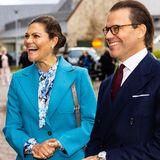 Daniel & Victoria von Schweden: Vor der falschen Tür! Bei diesem Auftritt sorgen sie für Lacher