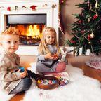 Kinder Weihnachten Main