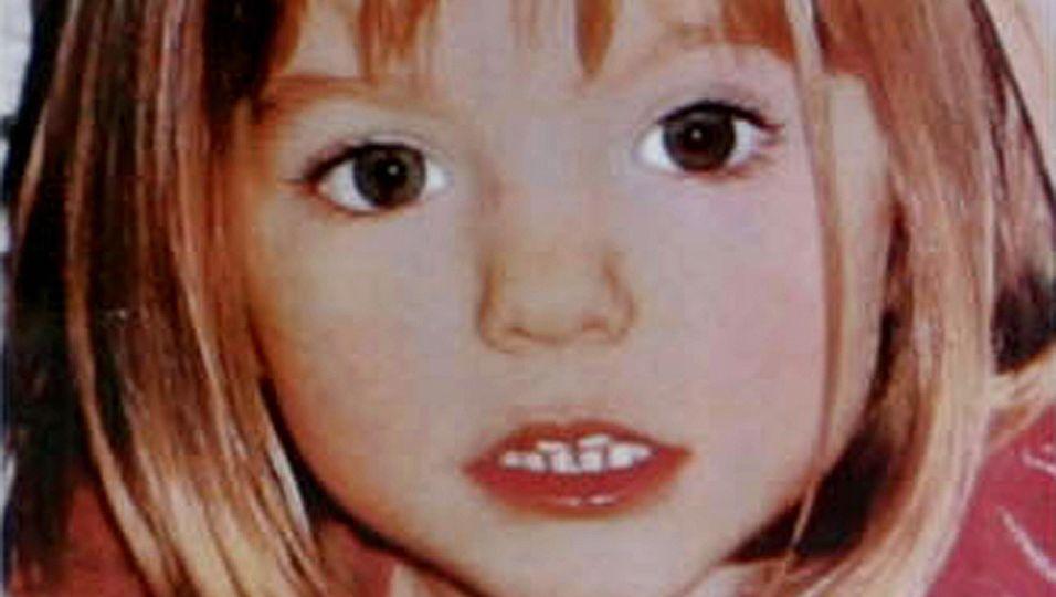Seit acht Jahren wird die kleine Britin Madeleine McCann vermisst.