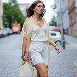 Shorts H&M schlanke Beine Main