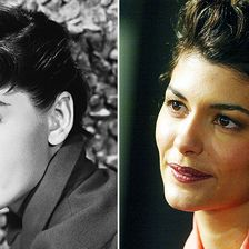 Stars wie Hollywoodlegenden, Audrey Hepburn, Audrey Tatou