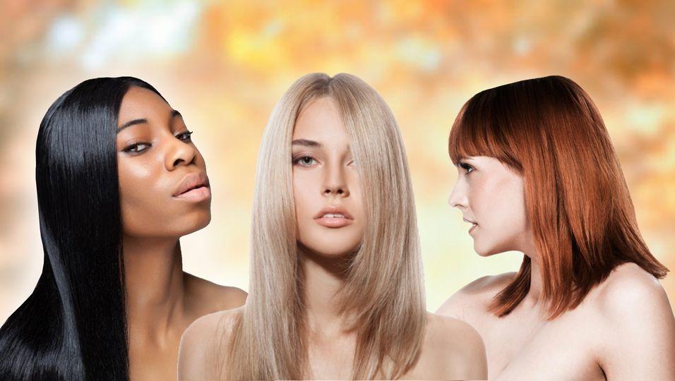 Beliebte Haarfarben im Herbst: So liegst du im Trend