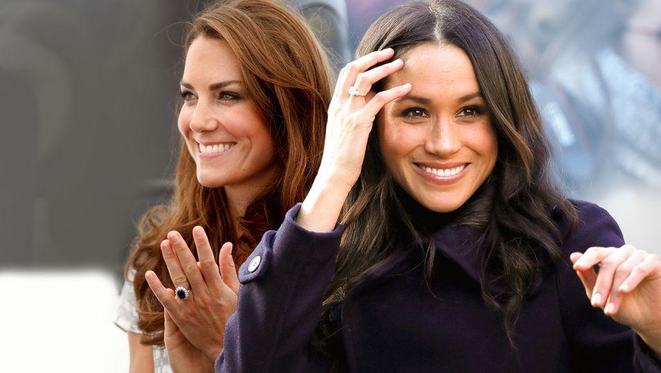 Die teuersten Verlobungsringe der britischen Royals