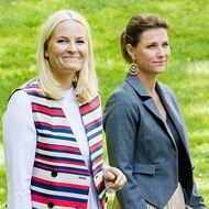 Märtha Louise von Norwegen: Hier springt Schwägerin Mette-Marit für sie ein
