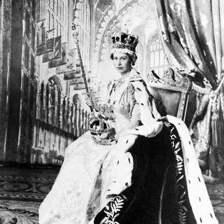 Queen Elizabeth II 1953