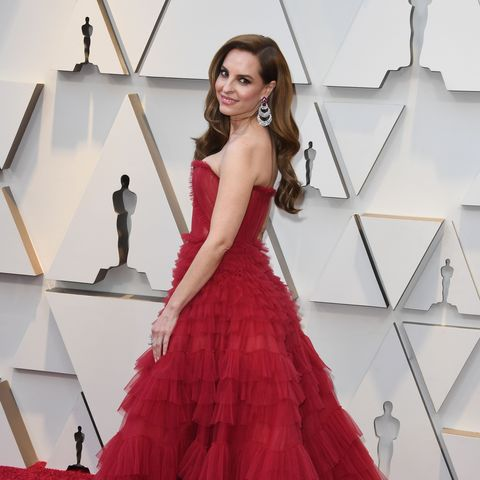 Best Supporting Actress nominee for 'Roma' Marina de Tavira