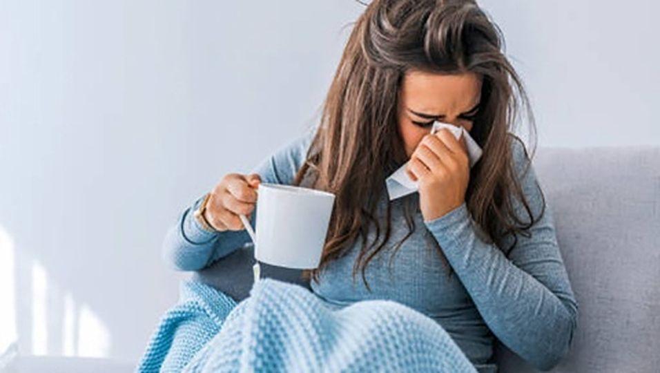 Grippe oder nur Erkältung? So erkennen Sie den Unterschied