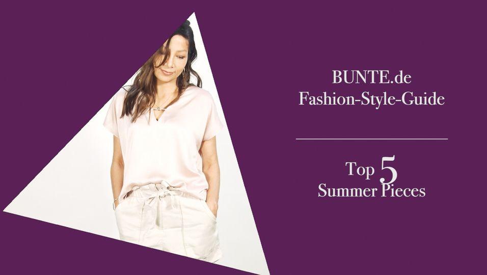 Top 5 Summer Pieces